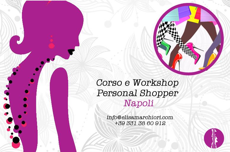 corso personal shopper Napoli livello base
