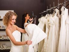 wedding shopper