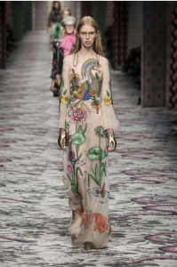 Gucci SS16 Elisa Marchiori Consulente Immagine