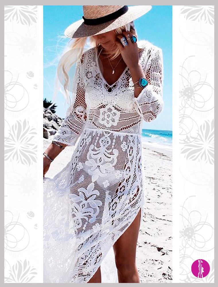 abito outfit spiaggia